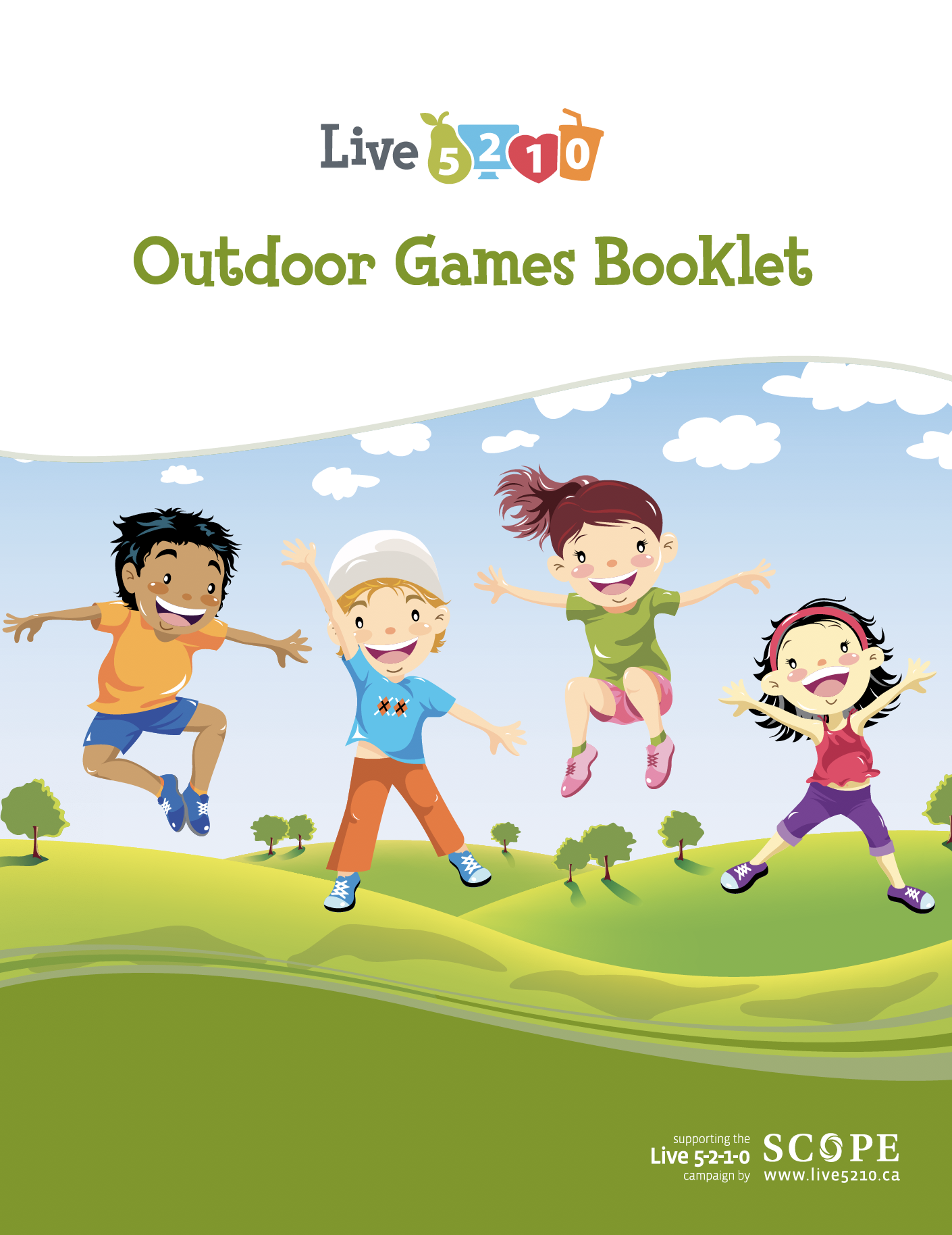 Outdoor Games Booklet